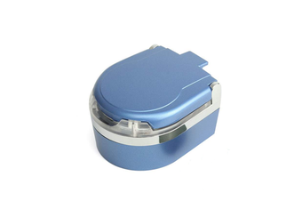 Car Ashtray With Led Lamp Dual-Purpose Ashtray For Home Car - Blue Blue