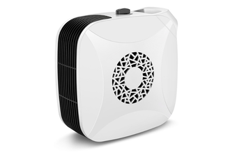 WJS Portable Mini Heater Heater Fast Hot Plug-in Office Home Small Electric Wind Heater