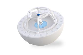 WJS Mini Portable USB Dishwasher Ultrasound Bubble Dishwasher Kitchen Surf Dishwasher-Blue