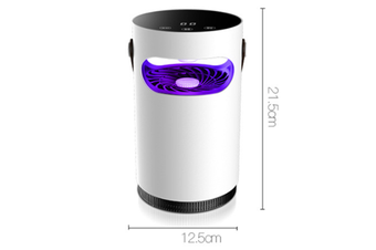 WJS Rechargeable Mosquito Killer Indoor Household Intelligent Photocatalyst Usb Suction Mosquito Repellent
