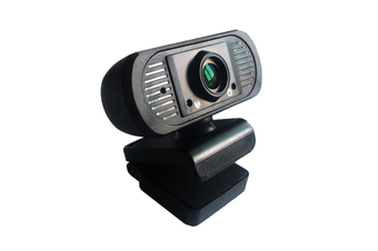 WJS High-definition 1080P Computer USB Camera Is Suitable for Live Conference Network Courses Can Be Rotated 360 Degrees Built-in Microphone