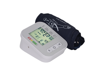 WJS Electronic Blood Pressure Monitor Home Electronic Blood Pressure Monitor Automatic Arm Blood Pressure Monitor