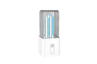 WJS Desktop Portable UV Sterilization Lamp Ultraviolet Sterilization Lamp Household Deodorization Sterilization Lamp
