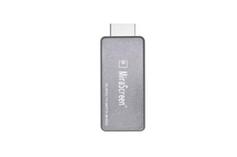 WJS Wireless HDMI on-screen Converter Scan Code 5G on-screen Device Wireless HD TV Mirroring on-screen Device