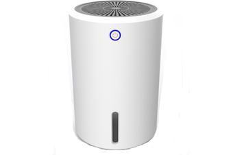 WJS 900ml Household Dehumidifier Mute Semiconductor Dehumidifier Suitable for Living Room Bathroom Study Room Piano Room Kitchen