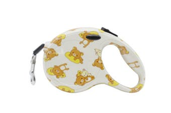 Dog Leash Automatic Retractable Large Small Dog Pet Supplies -Random Delivery Of Colours Multi 5M