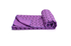 Microfiber Non Slip Yoga Mat Yoga Towel Purple
