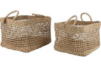 Meela Sea Grass Storage Baskets