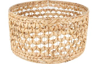 Water Hyacinth Pendant Lamp Shade