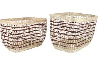 Blake Sea Grass Storage Baskets