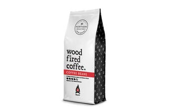 Wood Fired Coffee Beans - 500g Bag