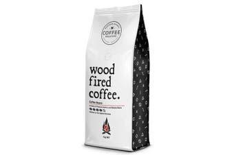 Wood Fired Coffee Beans - 1kg Bag