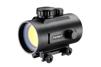 Barska 1X50Mm Red Dot Scope - 5 Moa Illuminated #ac10332