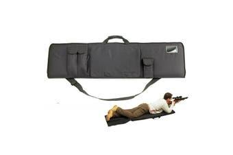 """Bsa 122Cm 48"""" Gun Case Mat With Two Way Open End Zipper"""