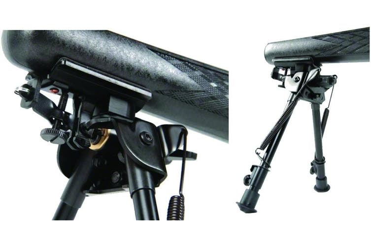 "Champion Bipod With Cant Traverse 6"" - 9"""