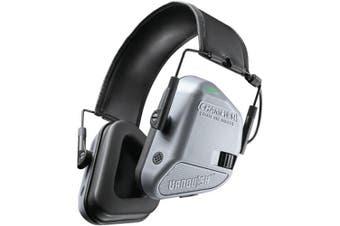 Champion Ear Muffs 22Db Electronic Vanquish Grey #ch40978