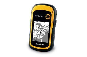 Garmin Etrex 10 Rugged Gps Glonass W Worldwide Basemap