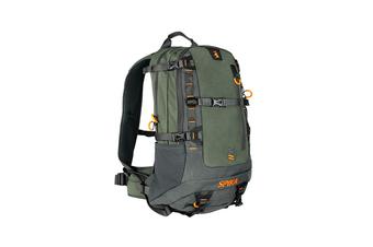 Spika Drove Pro Hunting Sling Backpack Hauler Frame - Gun Carry Bag W Rain Cover 25L #hdr-004