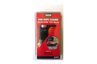 Ssi .22 Cal Knockout 2 Pass Gun Rope Cleaner