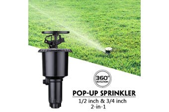 10PCS Sprinkler Head Wobble Tee Series 2 Water Saving Grass Lawn Garden Wobbler