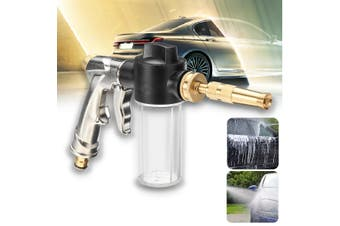 New 10M High Pressure Snow Washer Spray Nozzle Foam Water Gun Garden Watering Car Washing Cleaning Tool