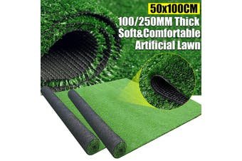 2SQM Artificial Grass Lawn Flooring Outdoor Synthetic Turf Plastic Plant Lawn