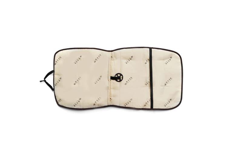 2Pcs Universal Front Car Seat Cushion Comfortable Warm Cover Pad Plush Cotton