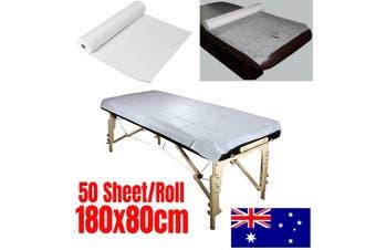 100pcs Disposable Massage Sheets Waterproof Bed Sheets Beauty Salon Bed Cover AU