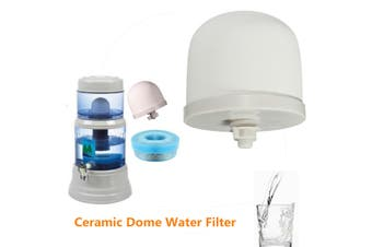 2 PCS Water Filter Ceramic Replacement Dome Cartridge Purifier for 7 8 Stage