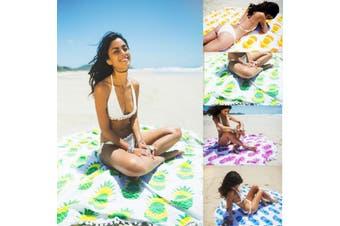 Indian Mandala Beach Throw Hippie Yoga Mat Towel Tapestry Blanket Shawl Play Mat