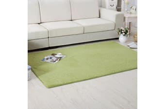 12 Colors Non-slip Fluffy Carpet Anti-Skid Shaggy Area Rug Mat Living Room Bedroom Decor