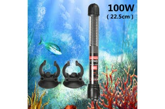 220~240 V 25/50/100/200/300W Submersible Heater Heating Rod For Aquarium Glass Fish Tank Pcmeal