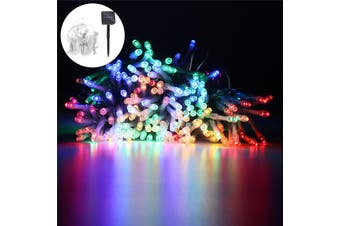 Curtain String Lights, 300x300cm 300LED Waterproof LED Fairy Lights,Outdoor Starry Lights Solar Powered String Lights,Decorative Lighting for Home,Garden,Party,Festival