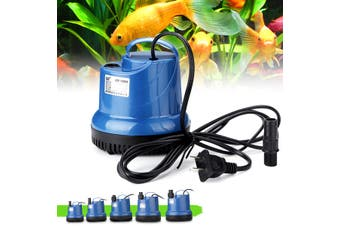 15W/40W/80W Submersible Water Pump Aquarium Fish Tank Fountain Hydroponic 220V