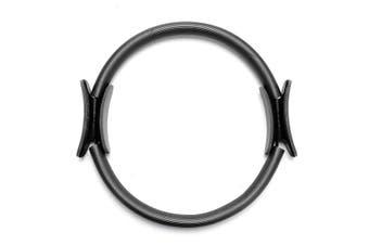 Dual Grip Pilates Ring Magic Circle Sport Exercise Fitness Weight Body Slimming Yoga Tool Equipment (Diameter: 37cm)