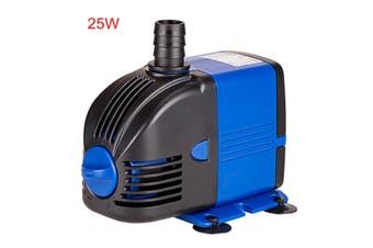 AC220-240V 50Hz 3-60W Submersible Aquarium Water Pump Fish Tank Powerhead Fountain Hydroponic US Plug Ponds Aquariums Adjust