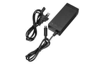 Battery Charger Adapter for Xiaomi Mijia M365 Scooter Skateboard AU Plug(AU Plug)