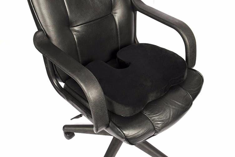 Decor Foam Lumbar Back Support Cushion Pillow Pad Home Office Car Seat Chair