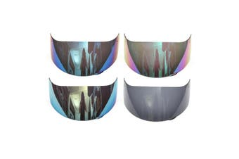 Luxury Motorcycle Motorcross Visor Helmet Lens Face Shield For AGV K3 SV & K5