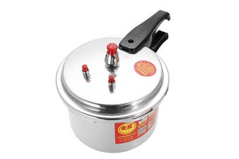 18cm Pressure Cooker Commercial Grade 304 Stainless Steel Pressure Cooker