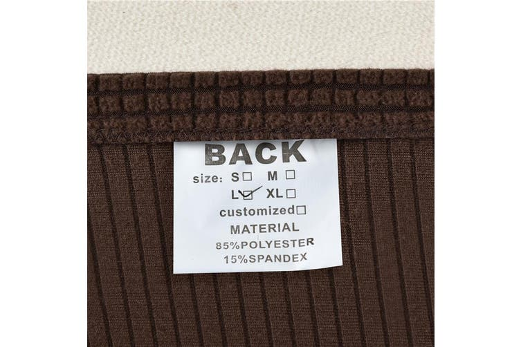 Winter Thicken Spandex Polar Fleece Super Elastic Stretch Sofa Cover Slipcover Couch Living Room 1/2/3/4 Seater Pillow Case Solid Color