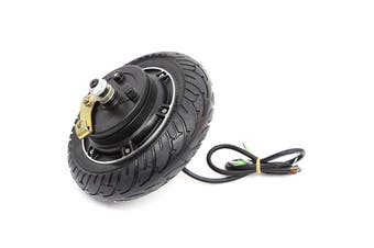 8 inch 24V/36V/48V Brushless Hub Motor Toothless Wheel For Electric Scooter Skateboard DIY Part