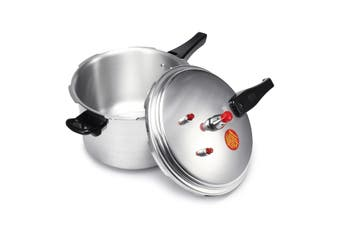Household Kitchen 304 Stainless Steel Pressure Cooker Cooking Utensils 22cm