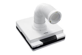 AU Plug60W LED 360° Nail Collector Vacuum Fan Cleaner Dust Manicure Machine 110-240V