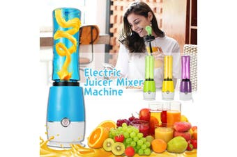 500ml Mini Electric Juicer Cup USB Rechargeable Juicer Maker Fruit Home Kitchen Supplies