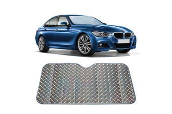 Car Front Windscreen Sun Shade Sun Visor SUV UV Shield Cover Protection 140*75cm