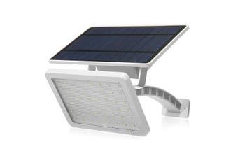 5500MAH 48 LED 18W 1000LM IP65 Waterproof One-piece/Split Installation Wall Solar Power Light Security Sensor Street Light Human Body Sensing Anti-Corrosion Polysilicon