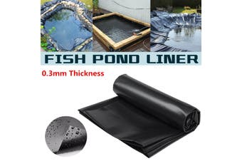 0.3mm Thickness Composite Geomembrane Landscaping Fish Pond Liner Membrane