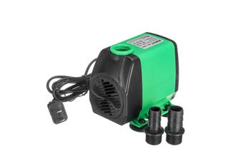3-45W Adjustable Submersible Water Pump Aquarium Fish Pond Tank Fountain 220V