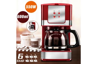 Household Office American Style Drip Tea/Coffee Making Machine Coffee Machine